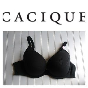 New Cacique Boost Plunge bra